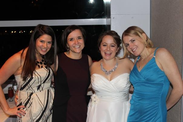 Olivia the bride!