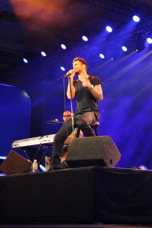 Adam Levine - Maroon5